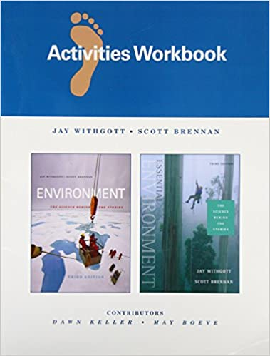Activities Workbook for Essential Environment: The Science Behind the Stories