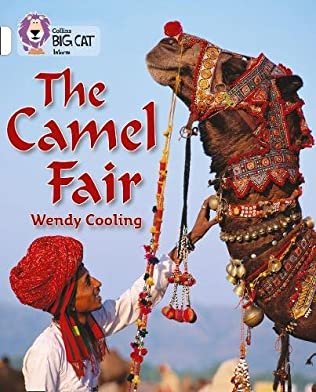 book cover of The Camel Fair