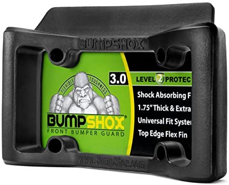 BumpShox 30Front Car Bumper Protection Ultimate Front Bumper Guard ...