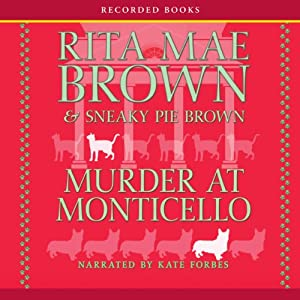 Murder at Monticello Audiobook