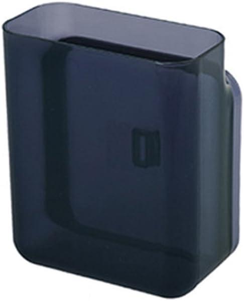 Fanxing Haushalt-Organisation Wandhalterung Universal-Klimaanlagen-Fernbedienungshalter Aufbewahrungsbox farblos Lagerung