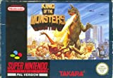 King of the Monsters (pal) SNES Super Nintendo SEL
