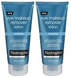 Neutrogena Hydrating Eye Makeup Remover Lotion - 3 oz - 2 pk