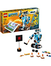 LEGO Boost Creative Toolbox 17101 Fun Robot Building Set and Educational Coding Kit for Kids, (847 Pieces)