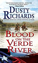 Blood on the Verde River (Byrnes Family Ranch series Book 3)