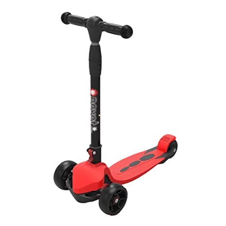 Scooter Patinete para niños con Rueda Ancha de Flash, Pedal ...