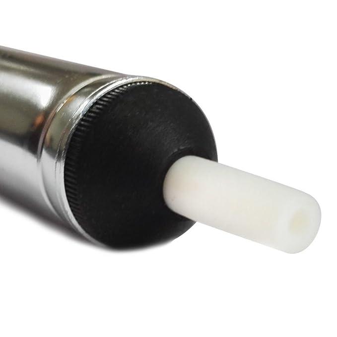 Soldering Iron, NIUTOP 6 en 1 electrónica 60 W 220 V ajustable temperatura Kit soldador Welding con 5 diferentes adicionales consejos antiestática repuesto, ...
