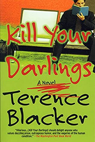 book cover of Kill Your Darlings
