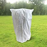 OriginA Plant Covers Summer Shading Protection Bags for Outdoor Trees Shrub Jacket Bug/Insect Barrier Bag,0.95oz,135''x120''