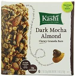 Kashi Bar Grnla Chwy Drk Mocha