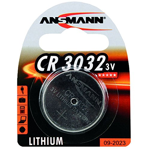 ANSMANN Lithium Coin/Button Cell - LiCC 3V CR3032