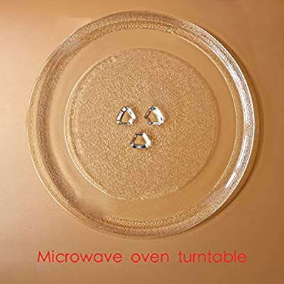 Placa de vidrio de placa giratoria universal para microondas ...