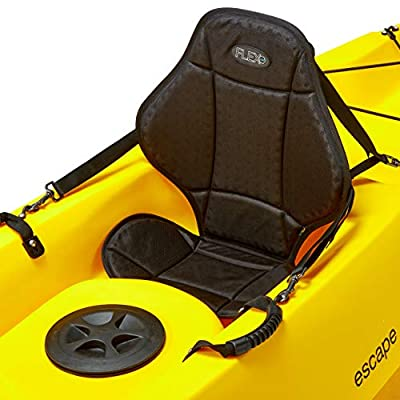 112C-Y Cobra Kayaks Sot Cobra Escape Kayak Recreational Yak, Yellow, Fast by Kayak Distribution