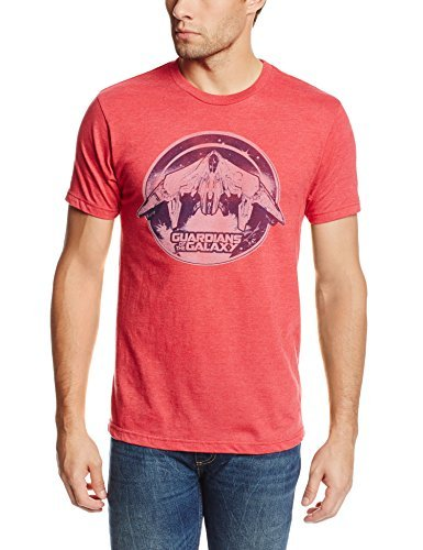 Marvels-Guardians-of-the-Galaxy-Just-shippin-hombre-camiseta