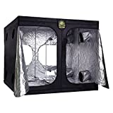 Helios 96'' x 96'' x 80'' Grow Tent – Indoor Mylar Hydroponic Plant Growing Room