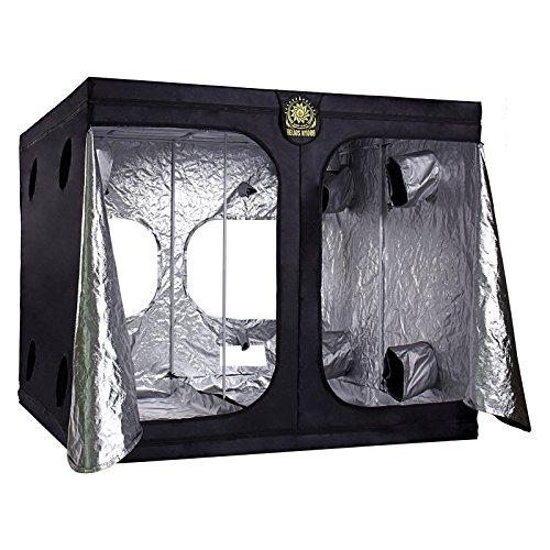 Helios 96'' x 96'' x 80'' Grow Tent – Indoor Mylar Hydroponic Plant Growing Room by Helios Hydro