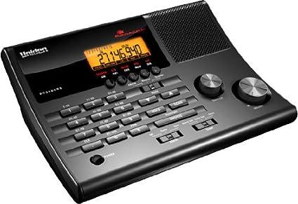 amazon com uniden bc340crs 100 channel clock radio scanner rh amazon com High Band Scanners 2005 Chevy Impala