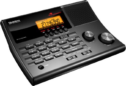 Uniden BC340CRS 100-Channel Clock Radio Scanner (Disconti...