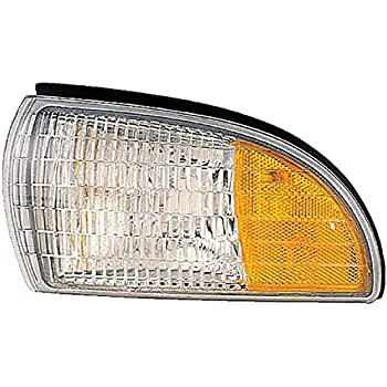Chevrolet Dorman 1630022 Cadillac Turn Signal Light Assembly GMC Front Driver Side Parking