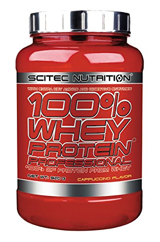 100% whey protein professional - 2 lbs - Cappucino - Scitec nutrition by Scitec Nutrition
