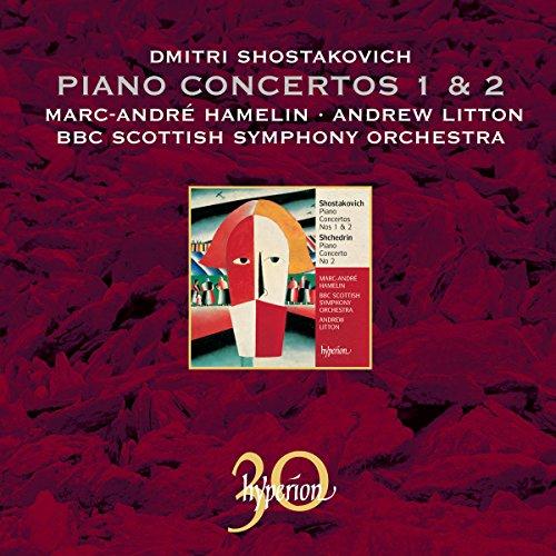 shostakovich-piano-concertos