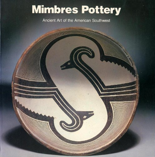 Mimbres Pottery: Ancient Art of the American Southwest : - Pottery Pre Columbian
