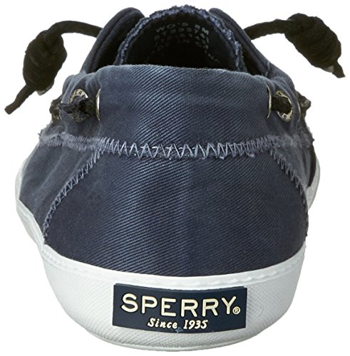 Sperry Damen Sayel Away Washe Sneaker blau (marineblau)