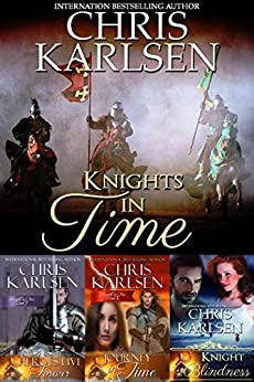 Knights in Time Boxed Set by [Karlsen, Chris]