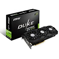 MSI GeForce GTX 1070 Ti DirectX 12 8GB 256-Bit Video Card