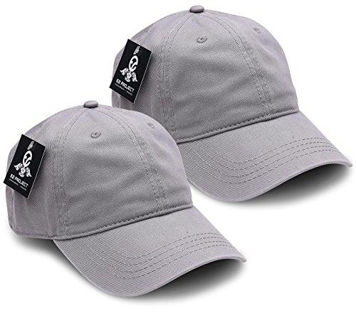Unstructured Fashion Twill Cap - 5