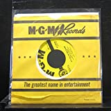 """Music : 1958 It's All In The Game/Please Love Me Forever 7"""", 45 RPM Vinyl Record"""