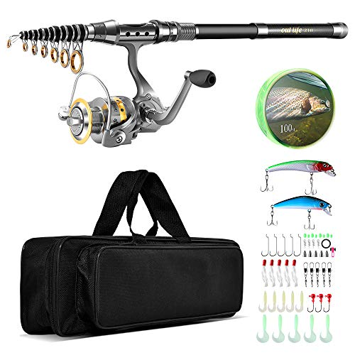 outlife Fishing Tackle Kit
