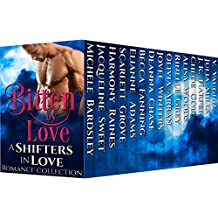 Bitten by Love: Shifters in Love Romance Collection