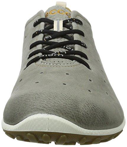 Ecco BiomLite - Zapatillas de running para hombre Beige (WILD DOVE/DRIED TOBACCO59911)