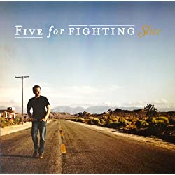 Five for Fighting - Slice - Rare Advertising Poster - 12x12