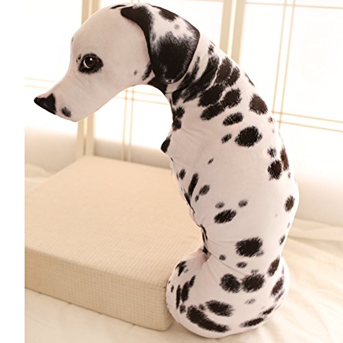 L&J 3d Plush Toy Creative Lifelike Dog Cute Pillow-E 90(35inch)