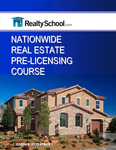 Nationwide Real Estate Pre-licensing Course