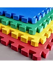 Colored Rubber Floor Tile for kids