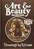 Art & Beauty Magazine: Drawings by R. Crumb: Numbers 1, 2 & 3