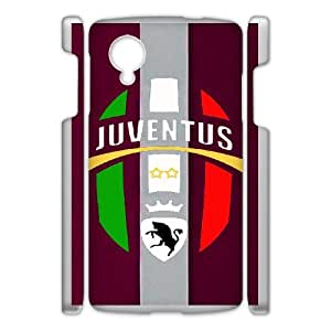 Google Nexus 5 Phone Case for JUVENTUS pattern design
