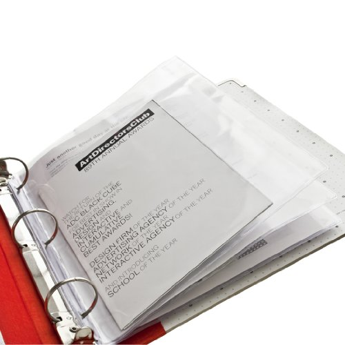 Russell+Hazel Mini Sheet Protectors 20 Pack ()