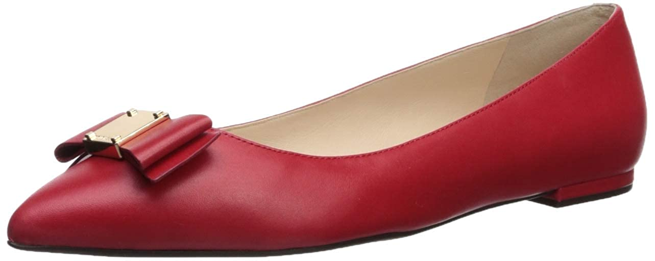 Barbados Cherry Leather Cole Haan Women's