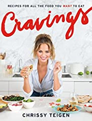 Maybe she's on a photo shoot in Zanzibar. Maybe she's making people laugh on TV. But all Chrissy Teigen really wants to do is talk about dinner. Or breakfast. Lunch gets some love, too. For years, she's been collecting, cooking, and Instagram...