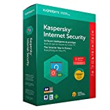 Kaspersky Lab Internet Security 2018 - 3 Device One Year License