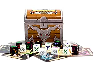 Tasty Minstrel Games Dungeon Roll Dice Game