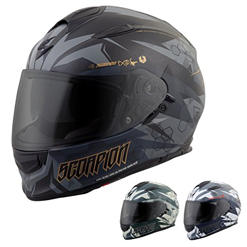 Used, ScorpionExo Unisex-Adult full-face-helmet-style EXO-T510 for sale  Delivered anywhere in USA