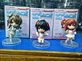 Cartoon hand to do Q version LOVE LIVE 3 color smile south summer birds