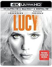 Lucy [4K Utra HD+ Blu-ray + Digital HD] (Bilingual)