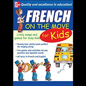 French on the Move for Kids Audiobook