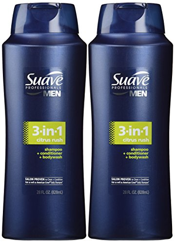3-in-1 Shampoo. A good middle-of-the-road 3-in-1 shampoo to consider as a step up from budget brands.